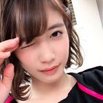 松田るか・美脚のためにプロテイン?地元方言とダンス動画もかわいい!